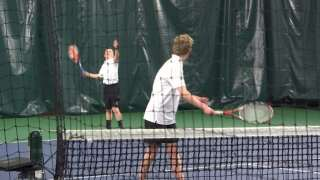 Billings Senior dominates boys city tennis meet