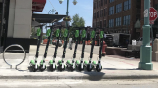 Lime scooters launched again in Milwaukee
