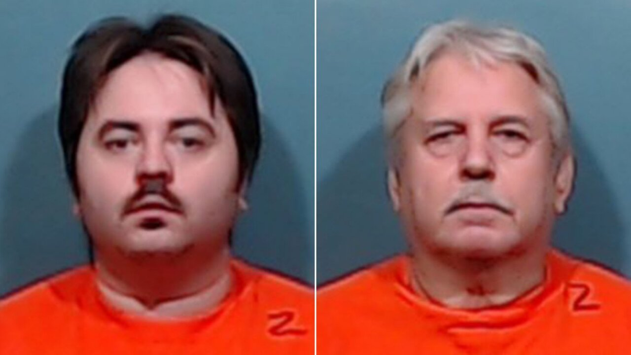 Father, son accused of killing neighbor over box spring dispute
