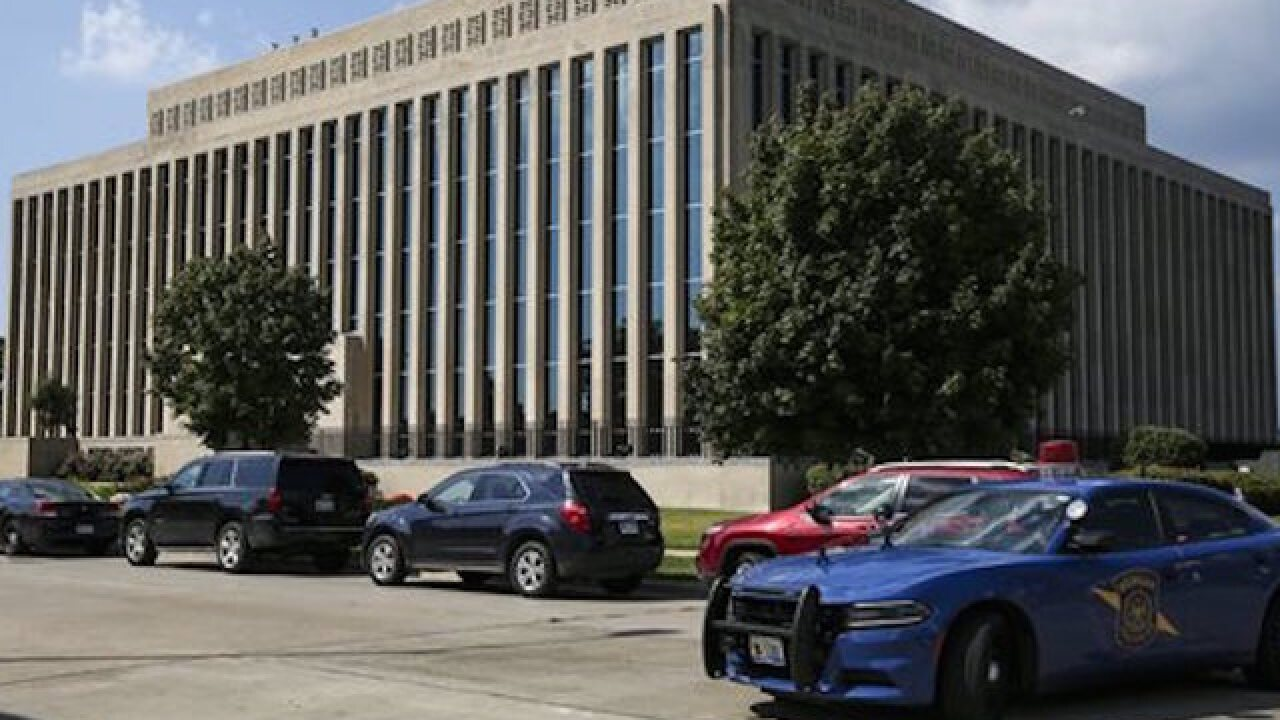 2 bailiffs shot and killed at Michigan courthouse