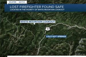 Details emerge in search for missing Granite Pass Complex firefighter