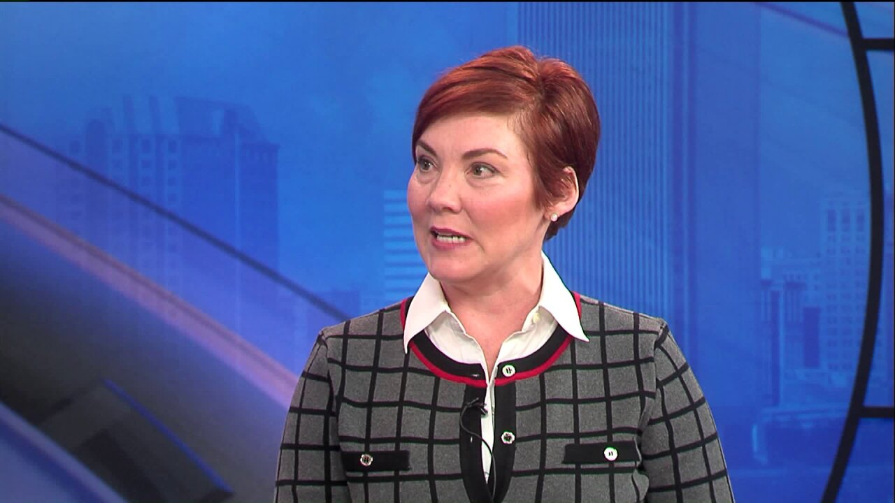 Eileen Bedell discusses 7th Congressional Districtrace