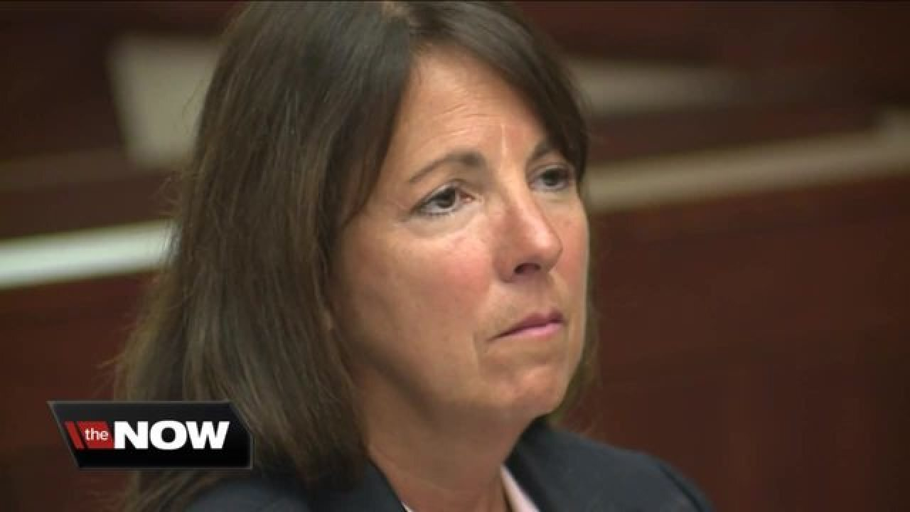 Livingston County Judge Theresa Brennan facing felony charges, witness during court hearing