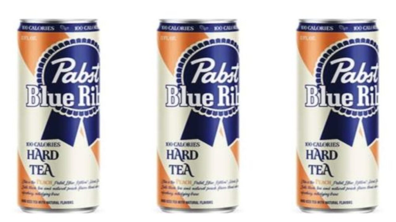 Pabst Released A New Hard Peach Tea And It Sounds Perfect For Summer