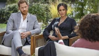 Britain Royal Family TV Moments