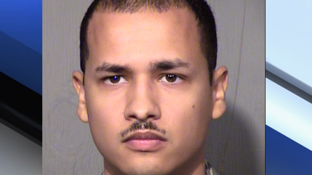 Buckeye father indicted in baby's murder
