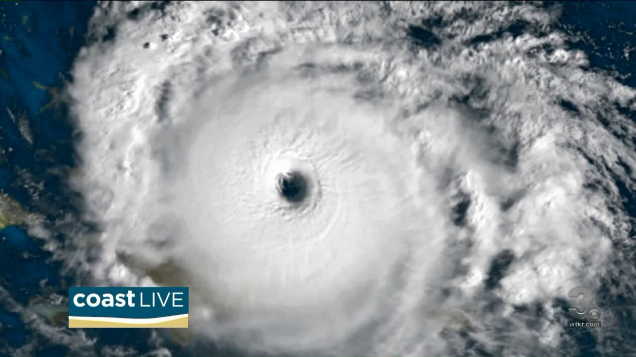 Preparing for hurricane season on Coast Live