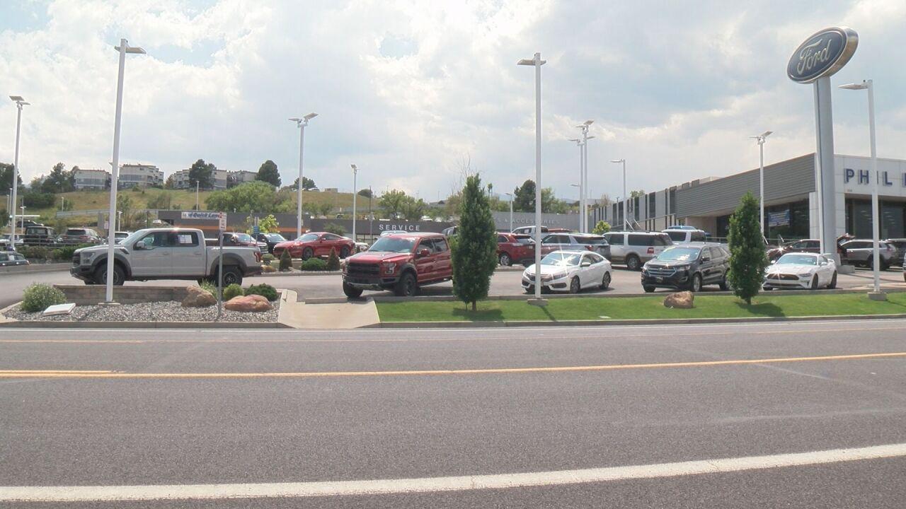 Phil Long Ford Motor City