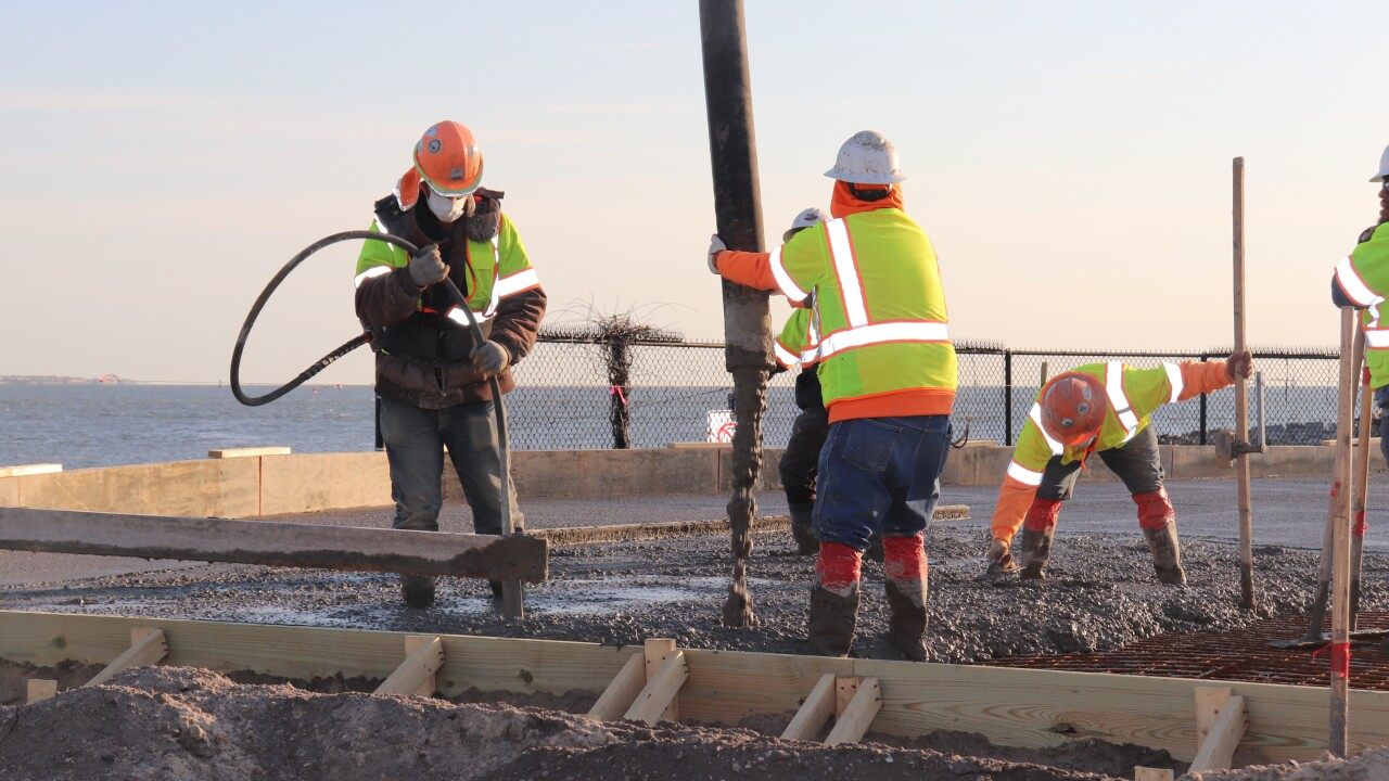 HRBT crews work throughout COVID pandemic