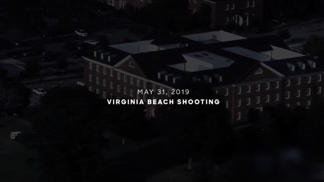 State Senate candidate defends use of Virginia Beach shooting in campaignad