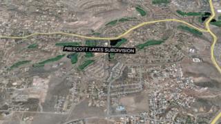 Prescott Lakes Subdivision