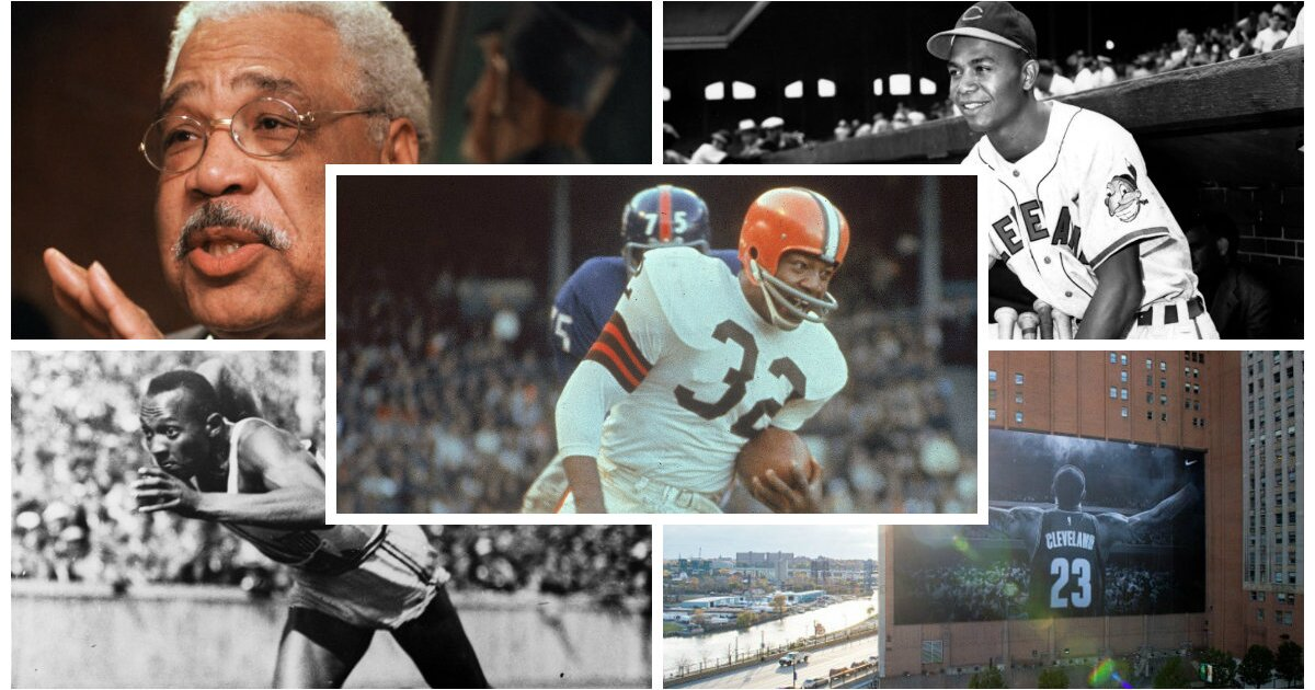 These are the black sports figures from Northeast Ohio who helped change the world
