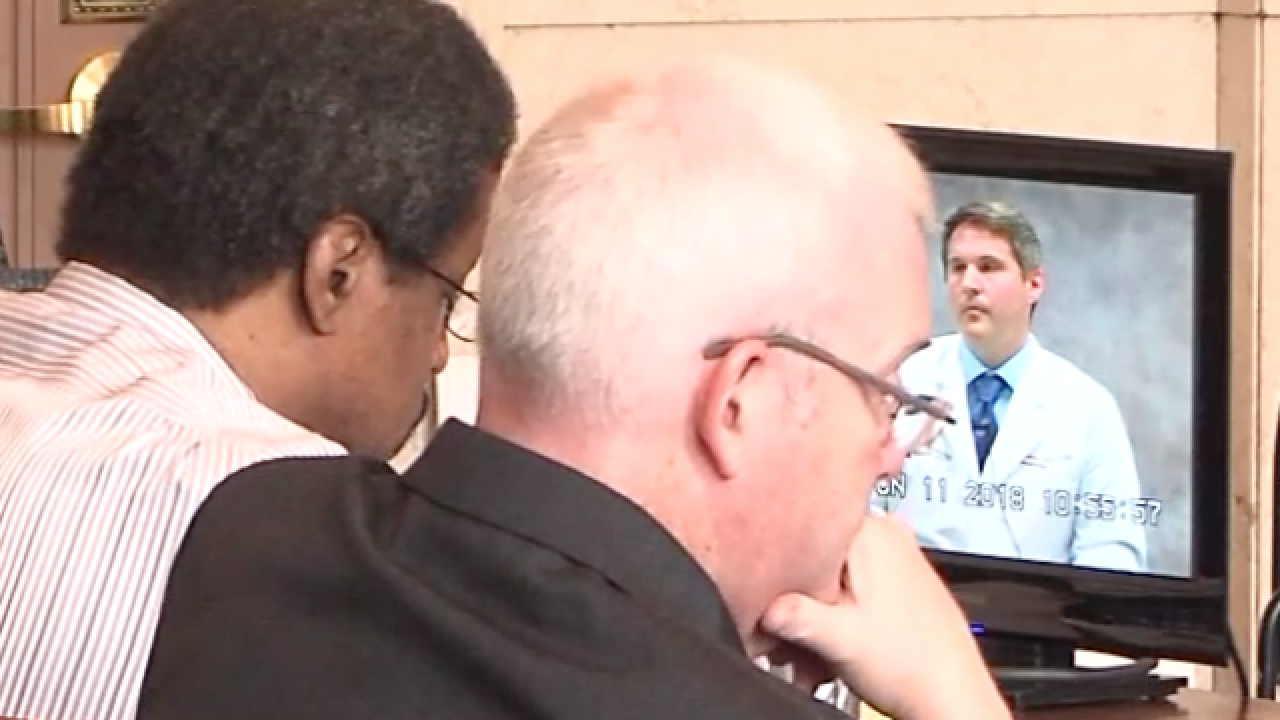 LIVE: Witnesses testify in Kirkland resentencing
