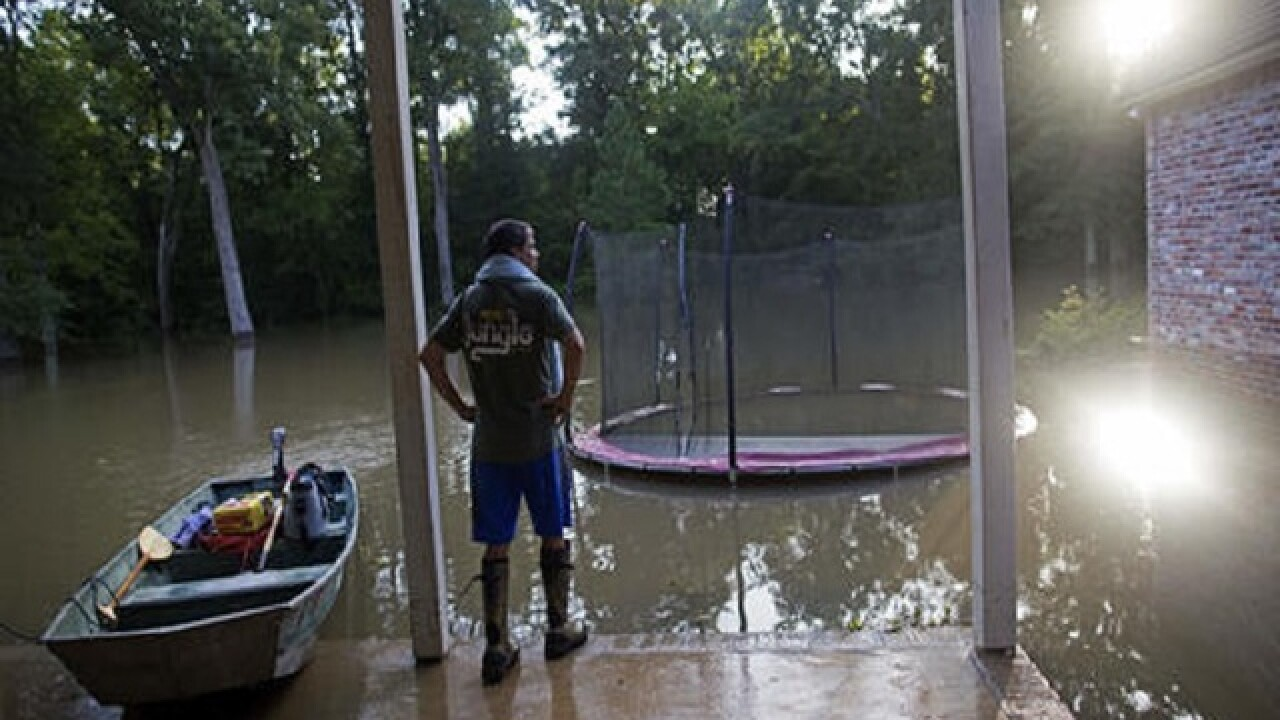 Cleanup, search for bodies begins as floodwaters recede in Louisiana