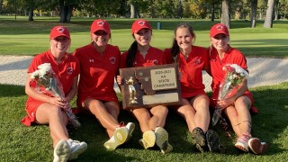 Bozeman Girls golf