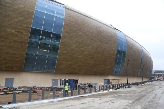 Fresh look inside the new Milwaukee Bucks arena [PHOTOS]