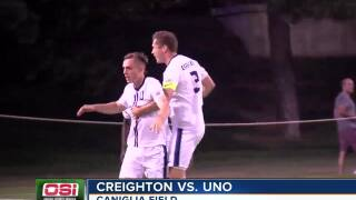 UNO Men's Soccer Exhibition vs. Creighton