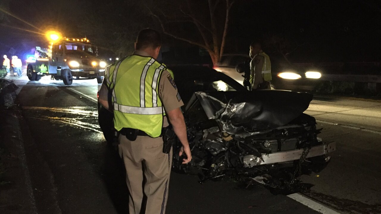 Driver who crashed into Lyft, killing passenger, charged ...