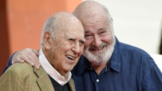 Actor, writer Carl Reiner passes away, reports say