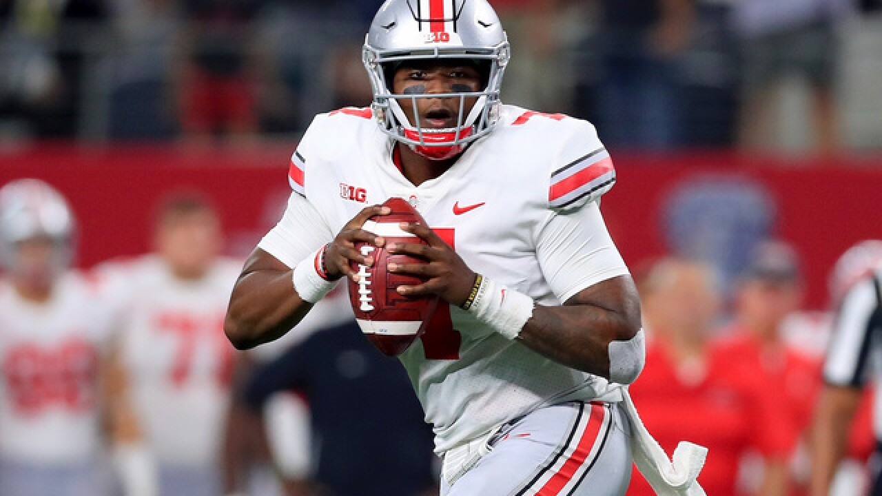 Haskins' profile on the rise with another big game on tap