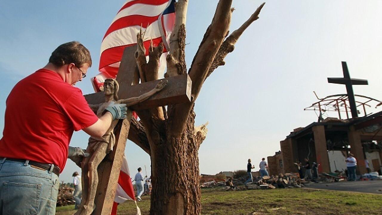 PHOTOS: Joplin, Mo. from ruin to rebuilding