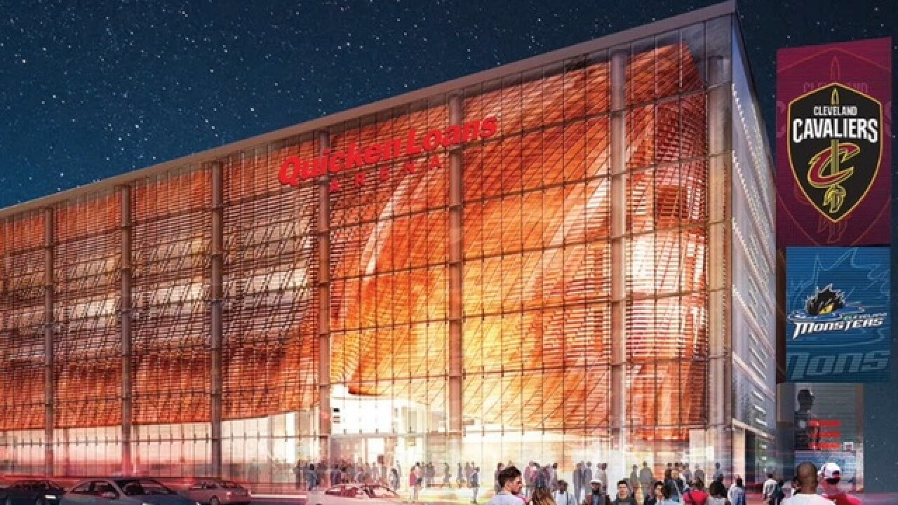 What progress is being made at the Q?