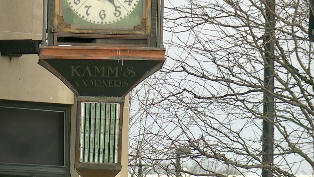 Kamm's Corners