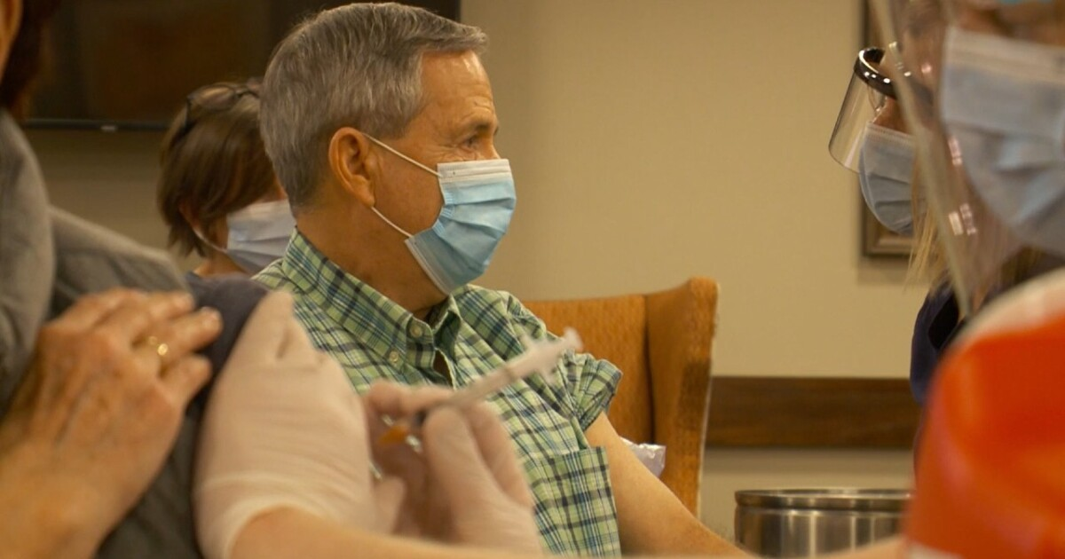 WATCH: Utah sets exit plan for mask mandates, COVID-19 restrictions - fox13now.com - fox13now.com