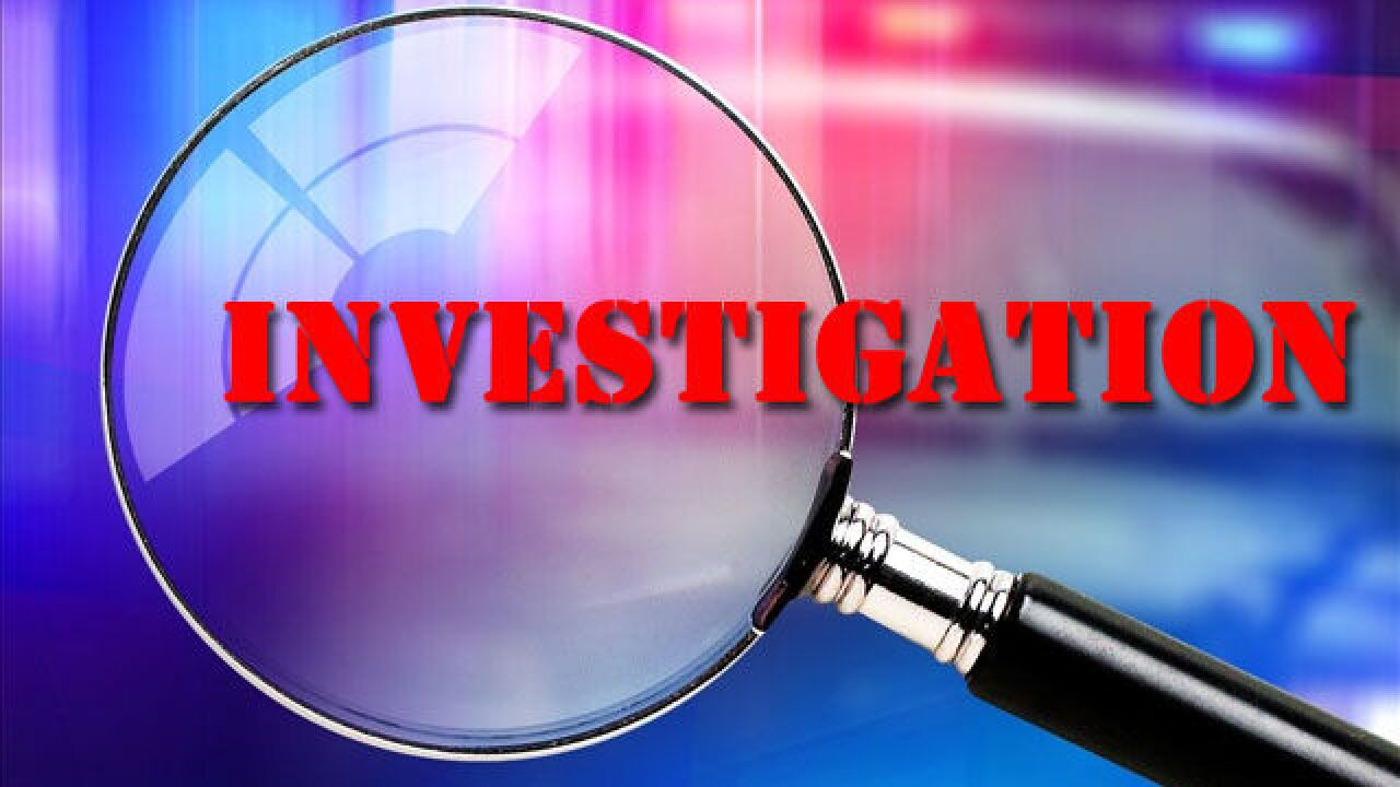 Police Crime Investigation