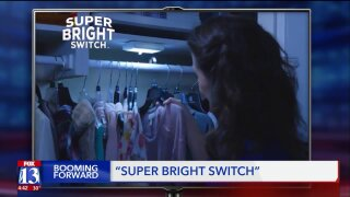 Booming Forward: Products you can use, from lights to a screen-freephone
