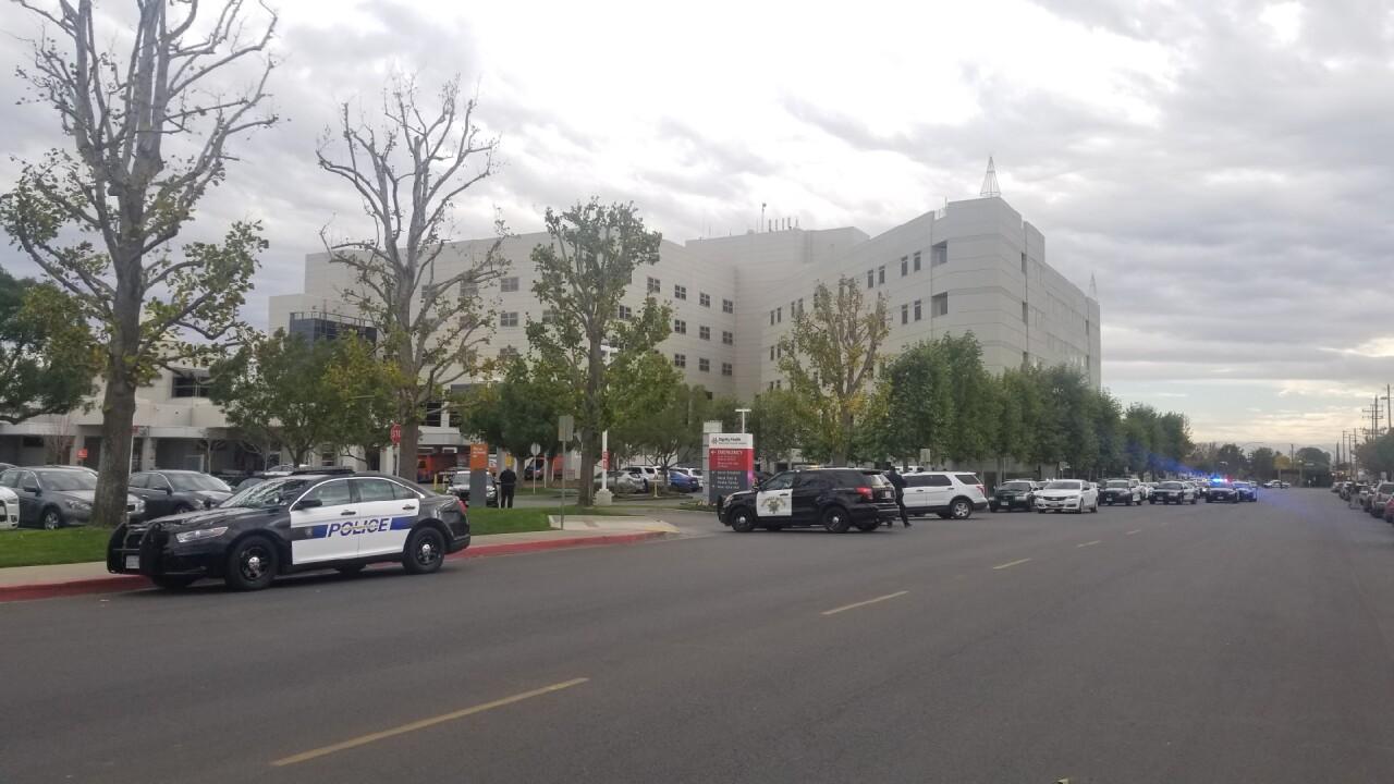 Memorial Hospital Scene