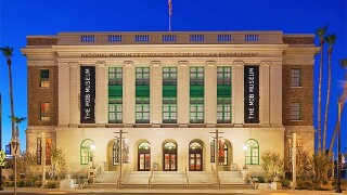 The Mob Museum hosts sixth anniversary commemorative events