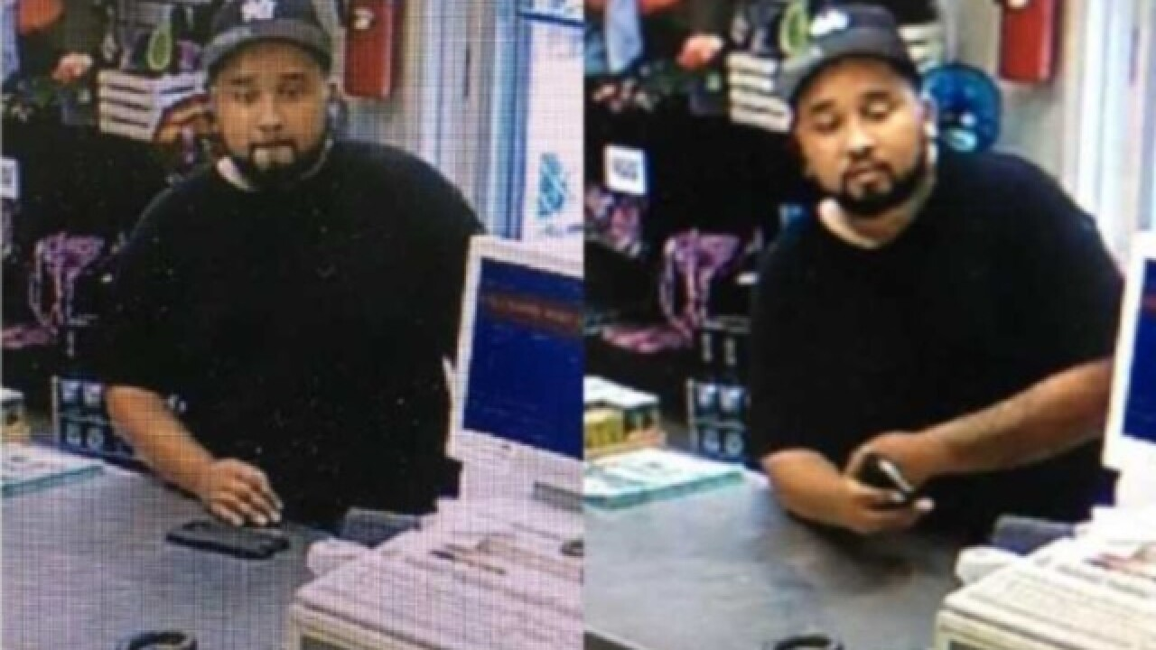 Police looking for man who tried buying roses with counterfeit bill in Dearborn Heights