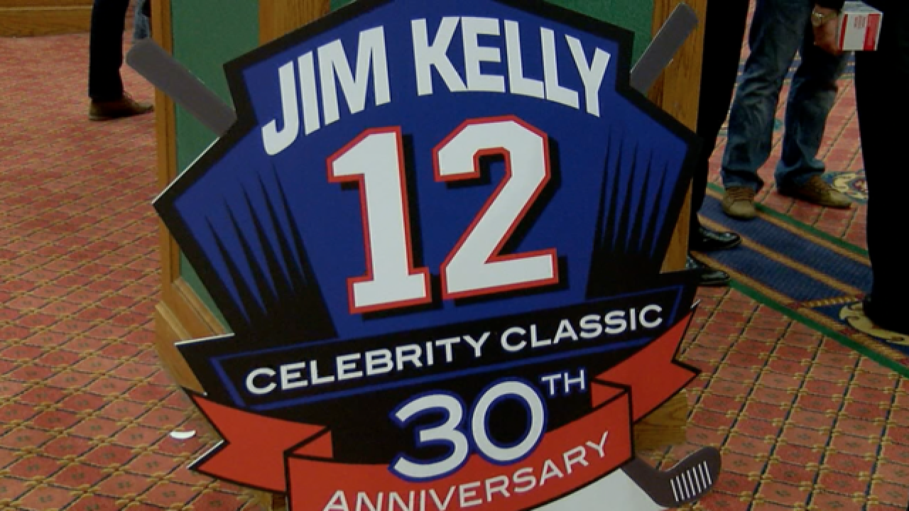 Jim Kelly Celebrity Classic Gala Photo Gallery