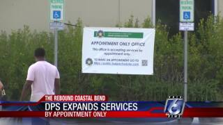 DPS expanding in-person services to catch up with backlog