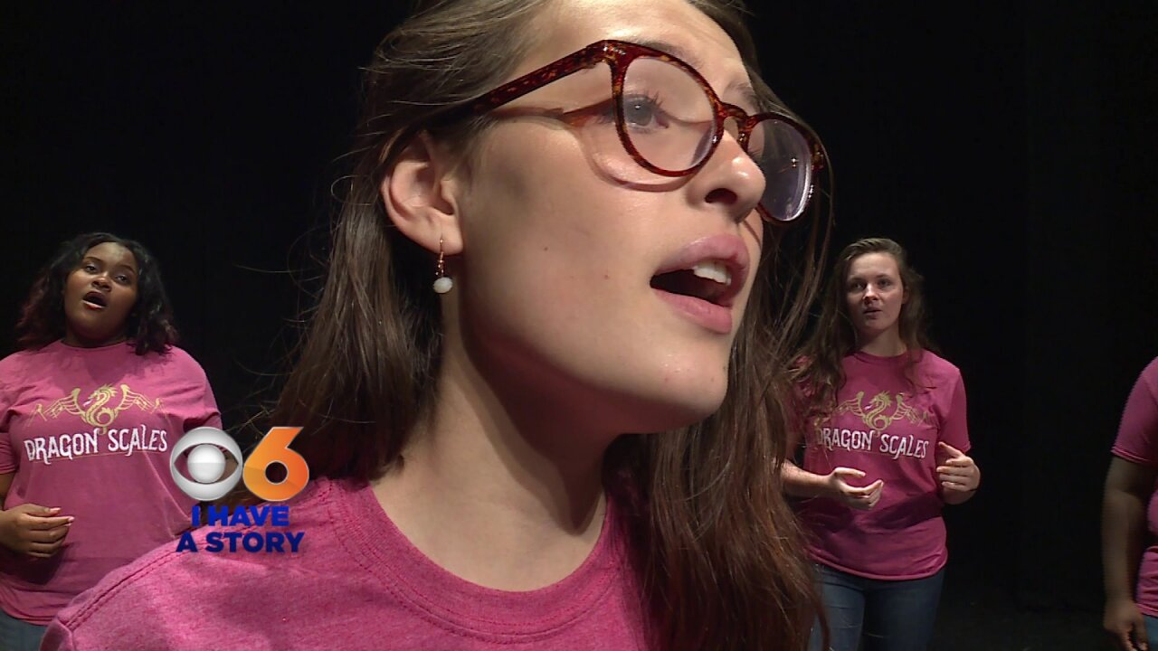 The 'Dragon Scales' of Appomattox are thriving in the world of competitive acapella