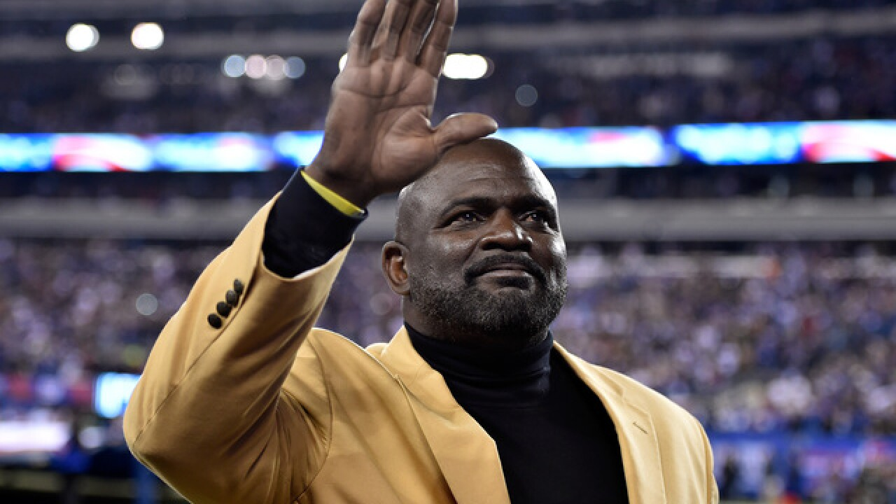 NFL legend Lawrence Taylor arrested for drunken driving