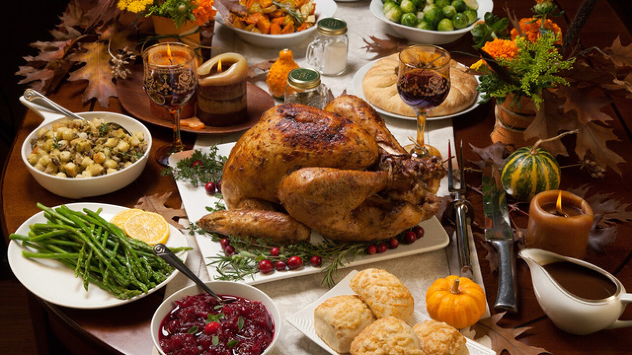 5 tips for an affordable Thanksgiving meal