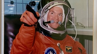 Retired astronaut reflects on his time in space and the future of crewed launches