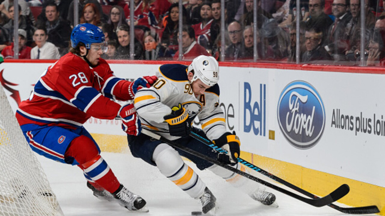 b95c95ef210 Sabres sign Nathan Beaulieu to two-year deal