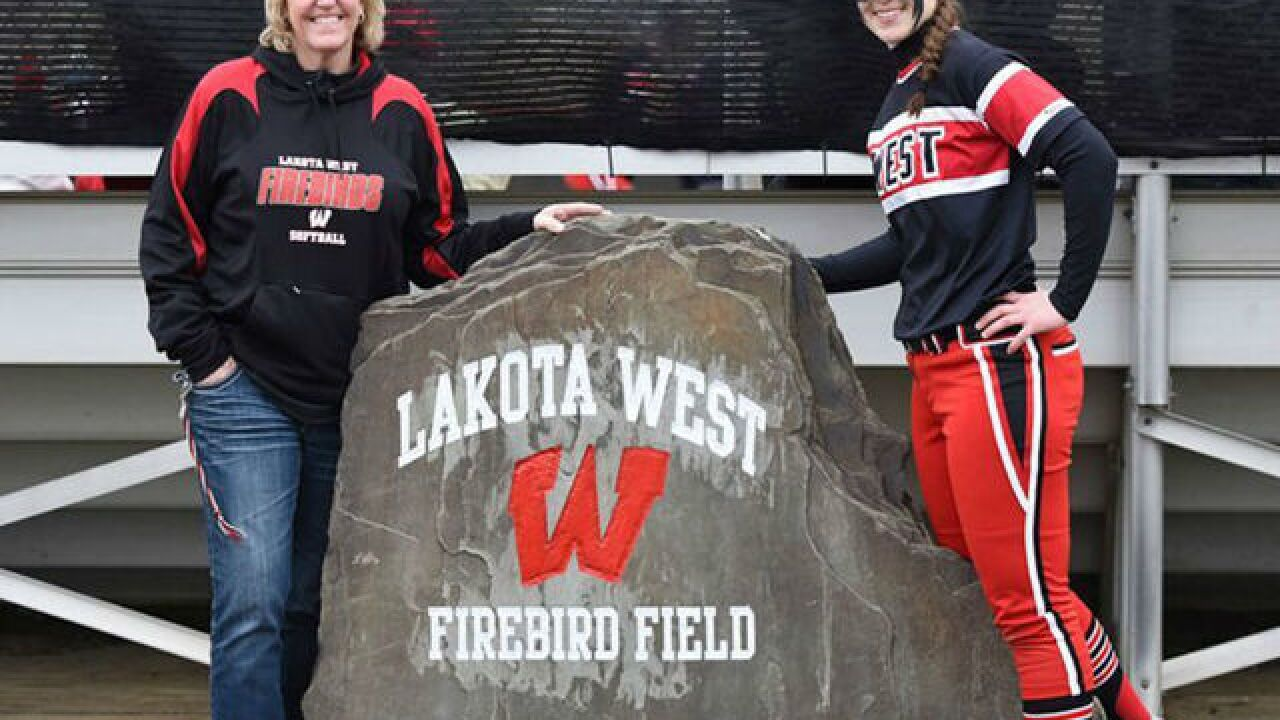 Lakota West softball standout Allie Cummins has been rock solid for the Firebirds