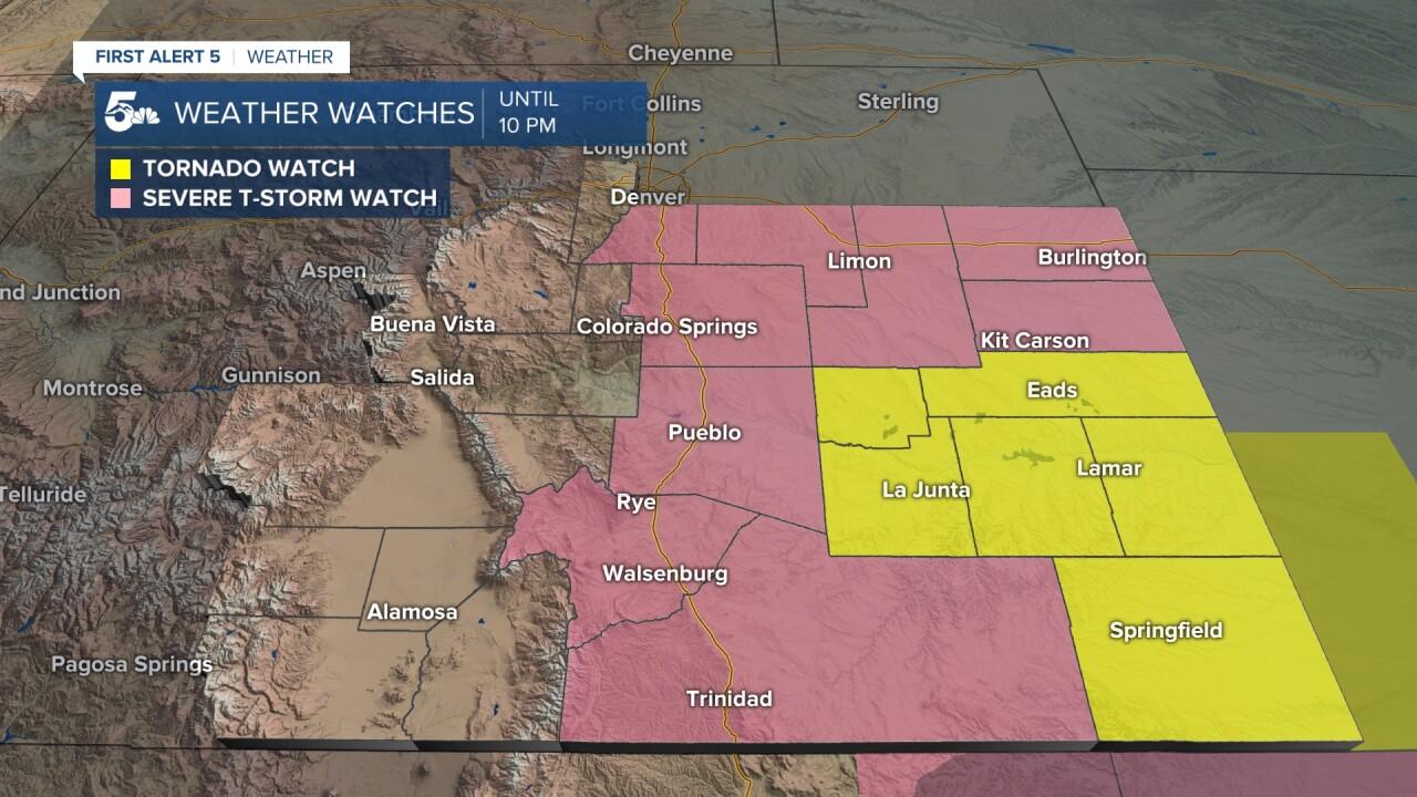 Colorado weather wa