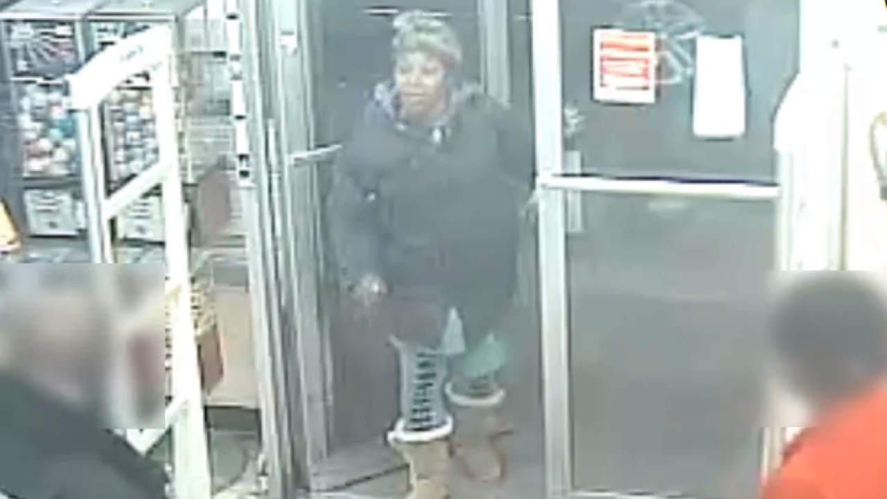 Family Dollar attempted robbery