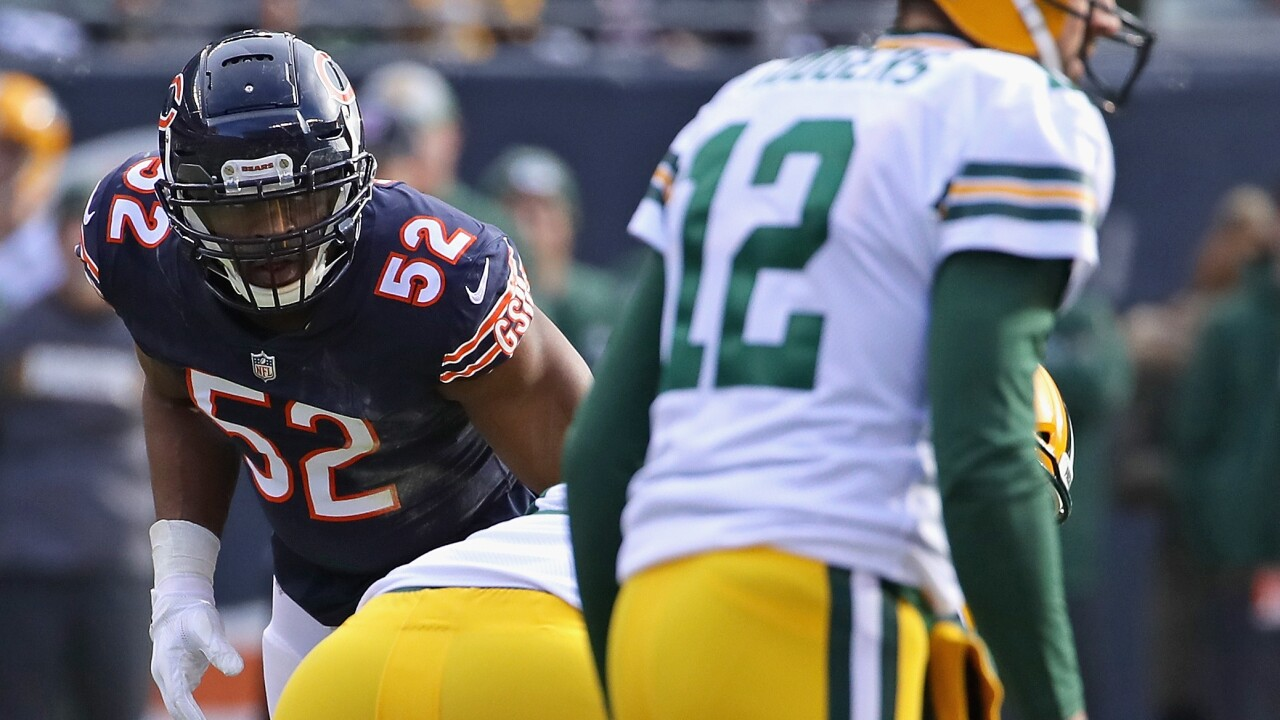 "NFL ""leaning towards"" Bears vs. Packers to open up 2019 season."