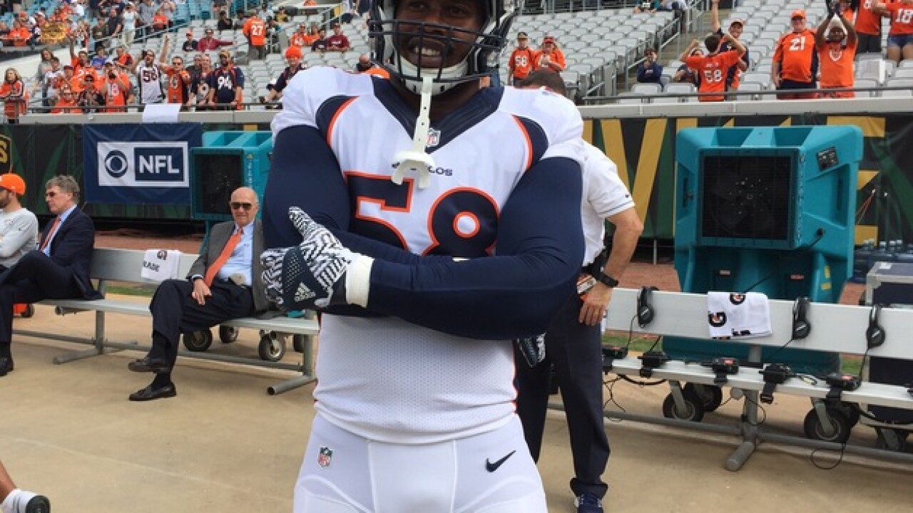 Von Miler, Broncos must pack defense to pull off upset