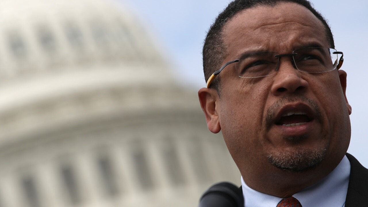 D.C. Daily: Democrats break silence on domestic abuse allegations against Rep. Keith Ellison