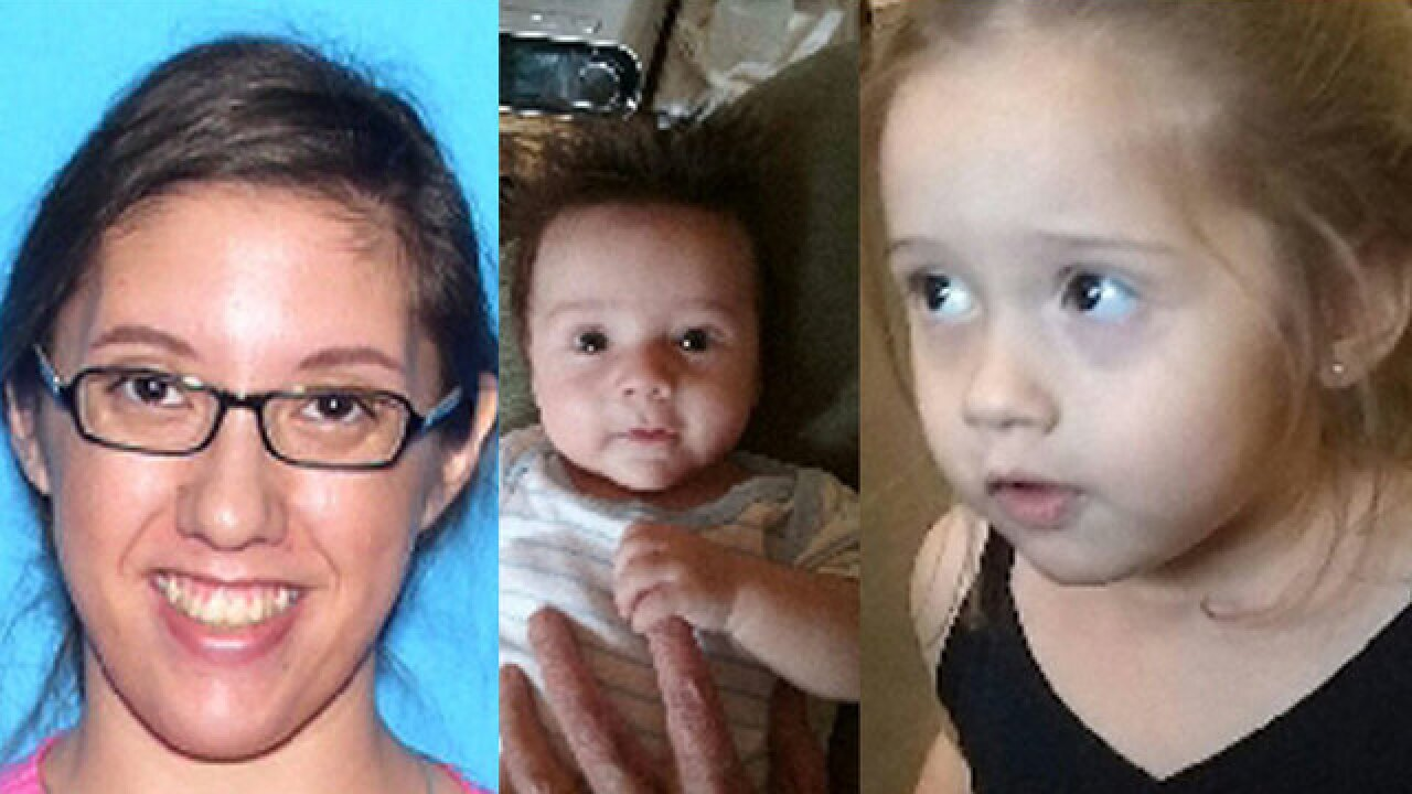 Missing West Palm Beach woman and her two children found safe, officials say