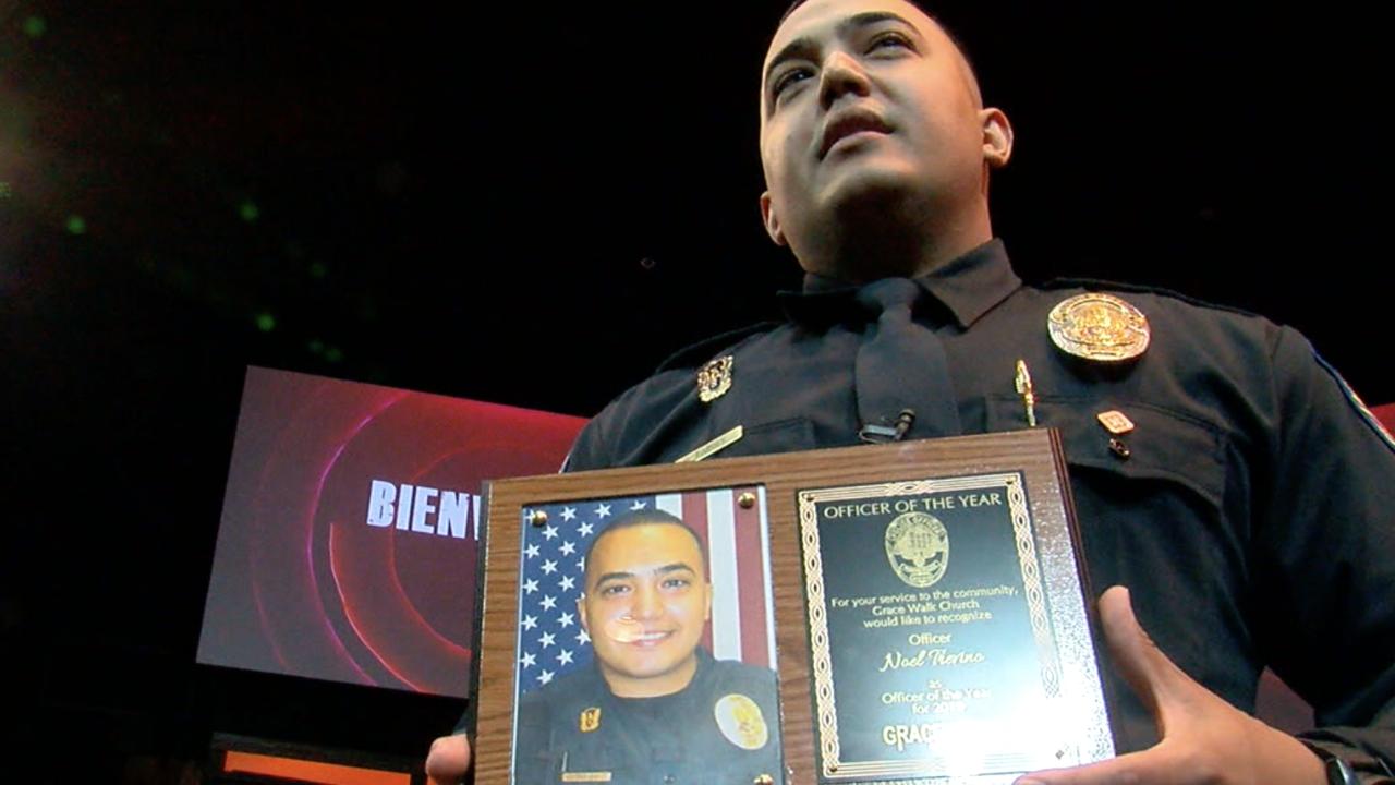 Phoenix Police Officer Noel Trevino
