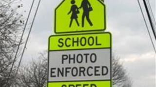 Speed limit makes students safer by Hyde Park