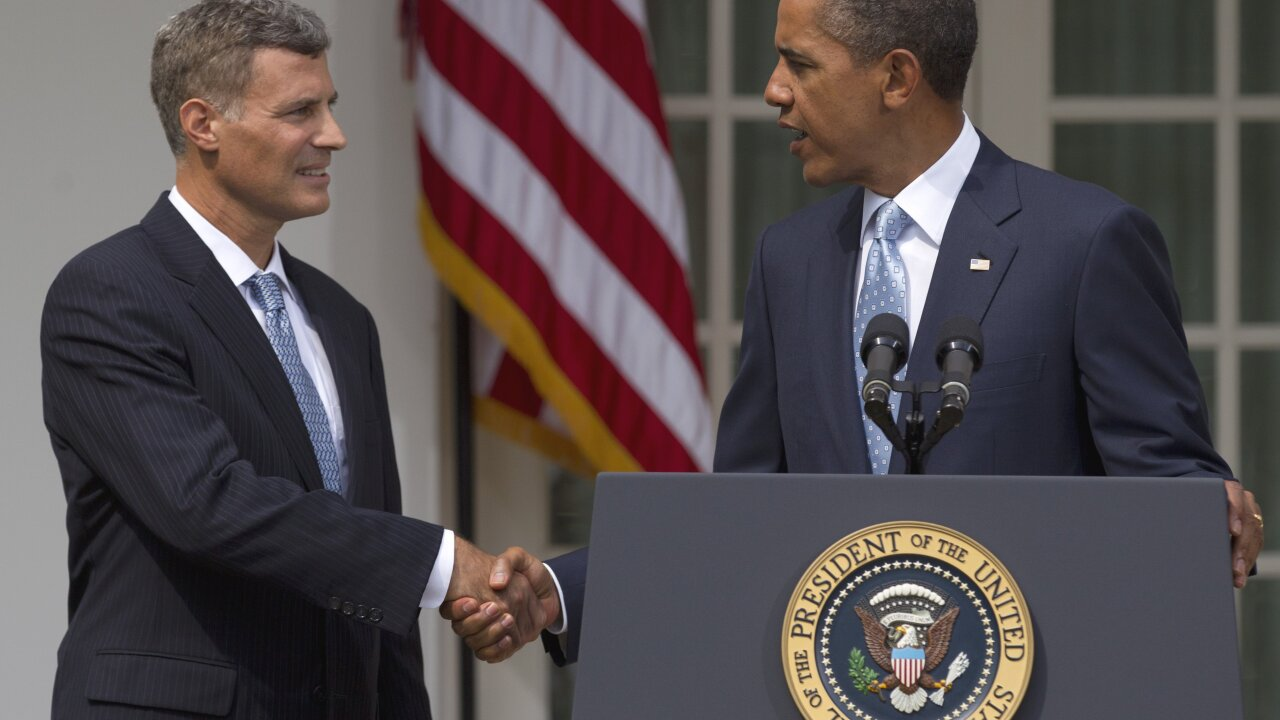 Alan Krueger, former White House economist, dies at age 58